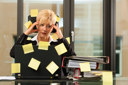 business growth overwhelm
